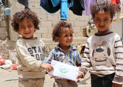 Orphan support (Zakat eligible)