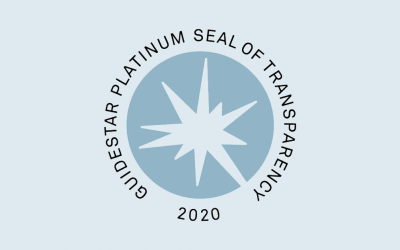 YRRF Earns the GuideStar 2020 Platinum Seal of Transparency
